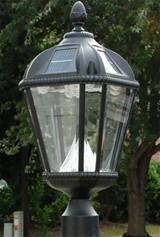 Royal Solar Lamp Post Light